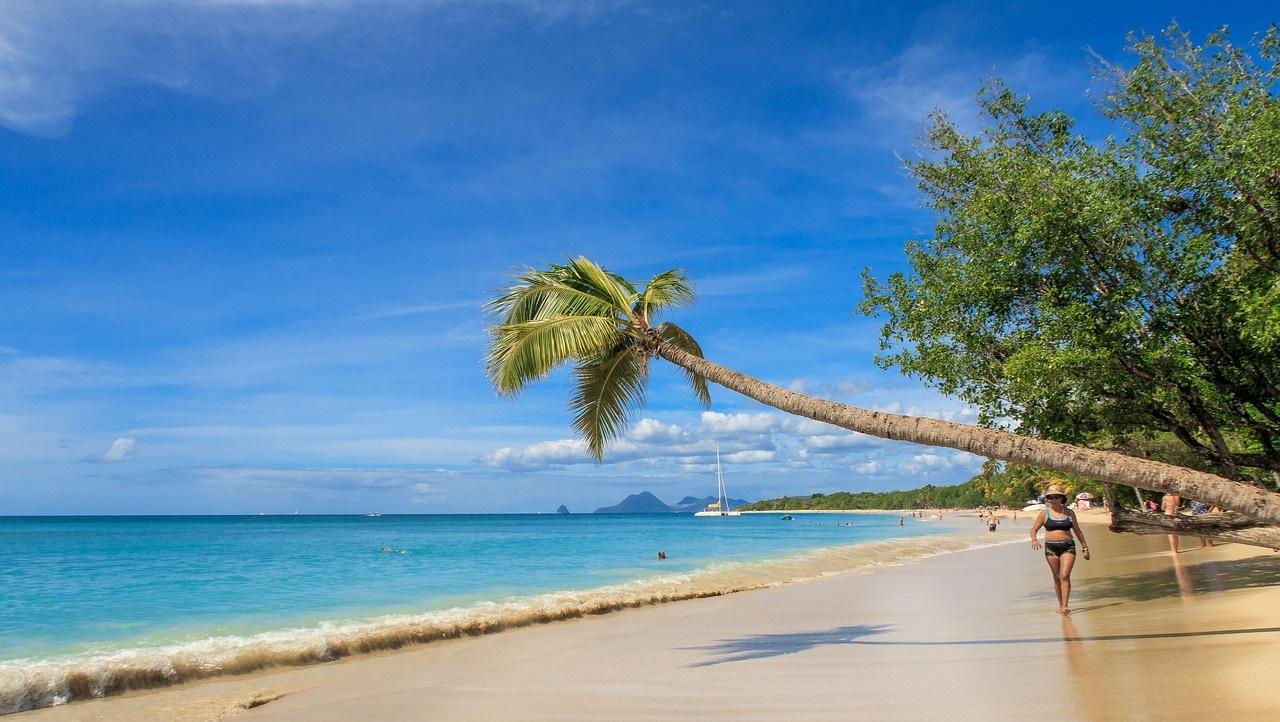 Les 3 plus belles plages dans les Antilles